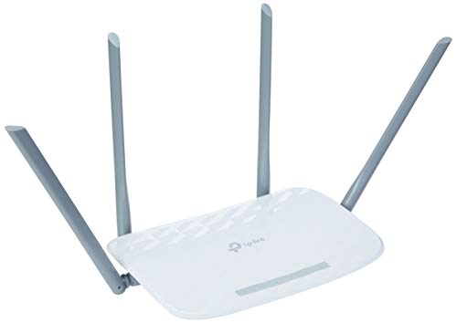 TP-Link Archer C50 V3, Roteador Wireless AC1200 Dual Band com 4 Antenas