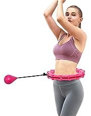 Smart Hula Hoops Magnetische Massage Afslanken Sport Vrouwen Fitnessapparatuur Tailletrainer Bodybuilding Yoga Thuis Afvallen
