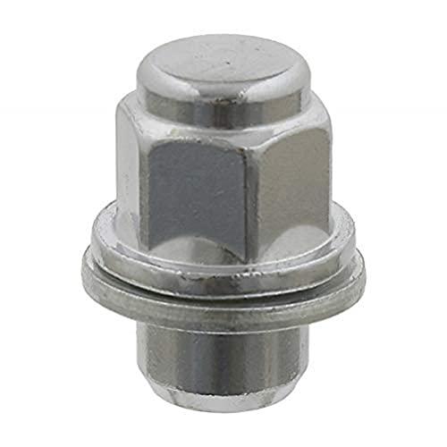febi bilstein 46663 Radmutter für Leichtmetallfelge, mit unverlierbarer Scheibe