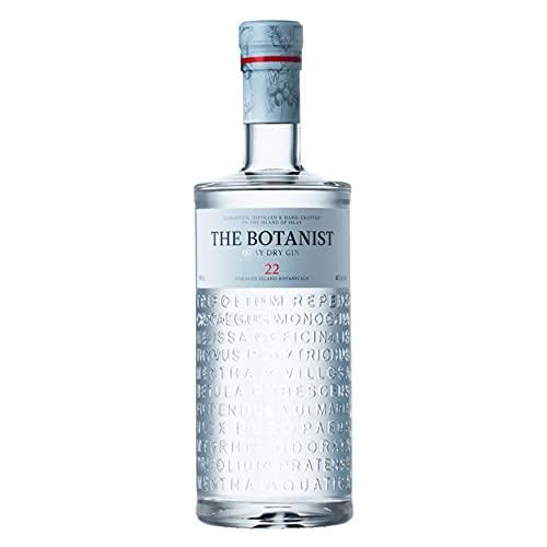 The Botanist Islay Dry Gin mit 46{9dd199fa235e399e6507a060aba4a18622fa69a3fe02775b98b81ffda50e6c14} vol. (1 x 0,7l) |Einzigartiger Gin mit handgeernteten Botanicals von der schottischen Insel Islay
