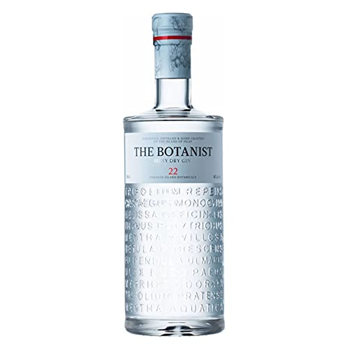 The Botanist Islay Dry Gin mit 46% vol. (1 x 0,7l) |Einzigartiger Gin mit handgeernteten Botanicals von der schottischen Insel Islay