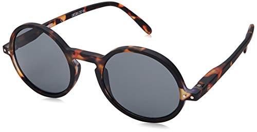 Izipizi Paris   Sun LetmeSee #G Tortoise Soft Grey Lenses +0,00   Sonnenbrille  Sonnenschutz   See Concept