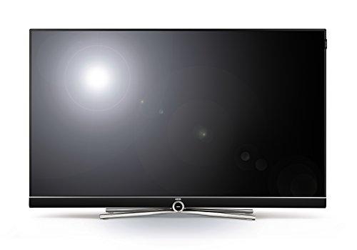 Loewe Connect 48 UHD - 121 cm Fernseher (Ultra HD, Triple Tuner, 1TB integrierte Festplatte, SmartTV, 2x CI+, WLAN ) schwarz [Energieklasse B]