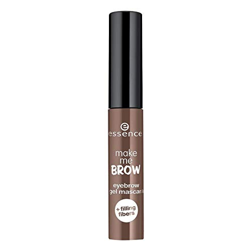 essence make me brow eyebrow gel mascara 02 browny brows - 1er Pack