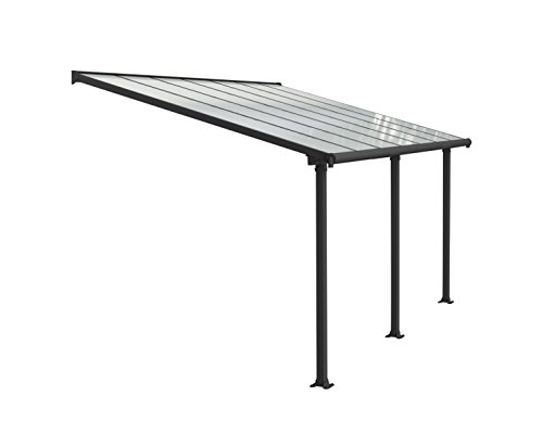 Palram HG8814 Olympia Patio Cover, 10' x 14'