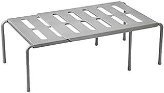 OFNMY 36-69cm Rack de placard rétractable multifonction réglable pour organisateur de cuisine, salle de bains, maquillage,...