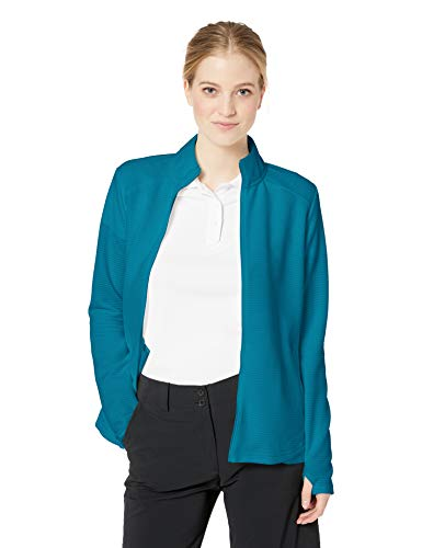 adidas Golf Women's Essentials Layer, Active Teal, X-Small