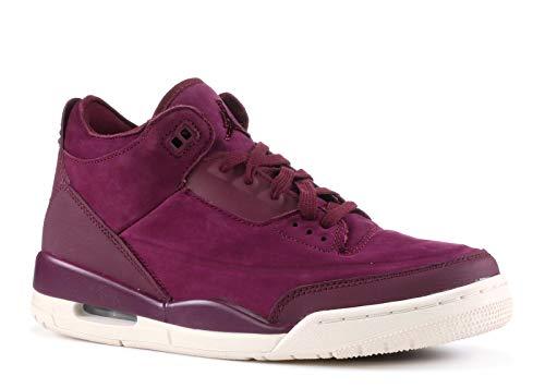 Nike Wmns Air Jordan 3 Retro Se - bordeaux/bordeaux-phantom, Größe:7