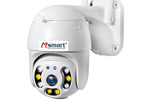 Machpro 12 MP HD WiFi Wireless Security IP Camera