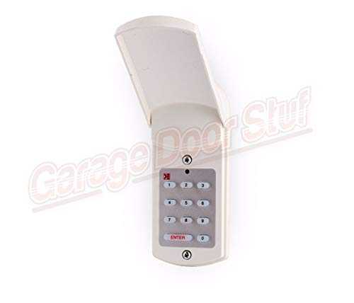 Sale!! Domino GD-1 Wired Keyless Entry Garage Door Keypad GD1