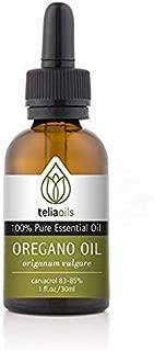 2oz Oil of Oregano, Super Strenght 83-85% Carvacrol, Pharmaceutical Grade. Wild Oregano from Greek Mountains …