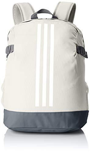 Adidas Training Mochila tipo casual 44 centimeters 25 Blanco (Raw White/White/White)