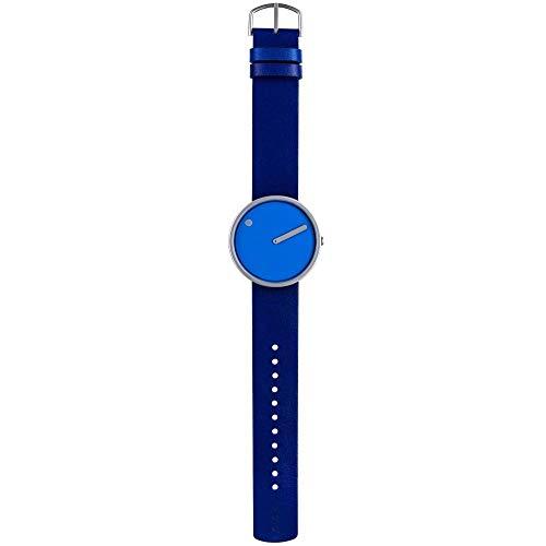Rosendahl Unisex analoog kwarts horloge met siliconen armband 103982