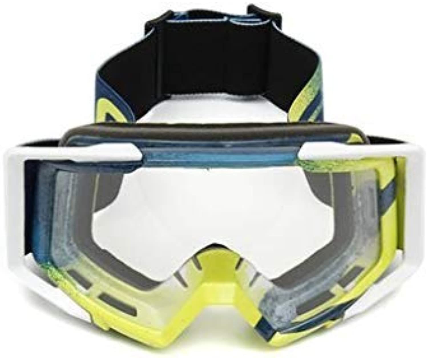 Motocross Helmet Goggles Predective Glasses Eyewear for Motorbike Off-Road SUV Anti-UV