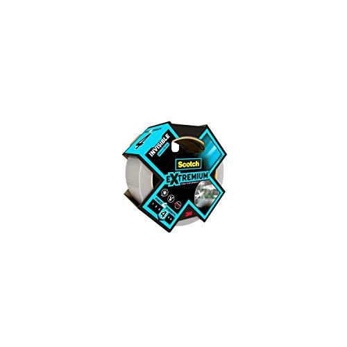Scotch - Cinta adhesiva de reparación transparente para invernaderos y cristales, 25...