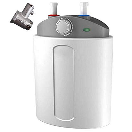 Warmwasserspeicher Boiler Kleinspeicher elektrisch druckfester Übertisch Untertisch - 6 10 15 L Liter