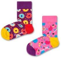 Happy Socks 2-Pack Sweets Socks