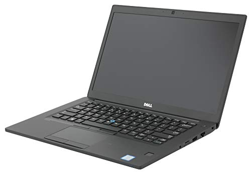 Dell Latitude E7480 14 Zoll 1920x1080 Full HD Intel Core i7 256GB SSD Festplatte 8GB Speicher Windows 10 Pro Webcam Fingerprint UMTS LTE Notebook (Zertifiziert und Generalüberholt)
