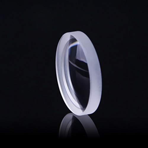 Without brand XXF-wyxjp, Meniscus Objektiv Optischer F5 Glaslinsen 28mm Durchmesser, -89.14mm Brennweite, optisches Objektiv for Experiment