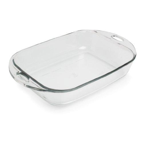 Anchor Hocking 4-Quart Premium Baking Dish, Set of 3