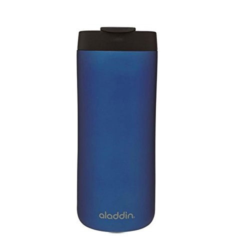 Aladdin Stainless Steel Vacuum Insulated Travel Mug, Blue, 0.35 L