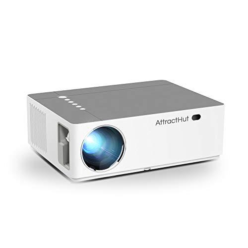 Native 1080P Projector 6000 Lumens