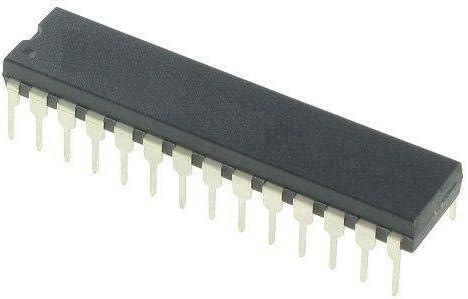 Fort Worth Mall 8-bit Microcontrollers - MCU 28 Pin 3KB R Flsh 8MHz Excellent 64 Int 2-Op