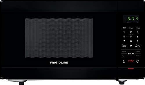 Frigidaire 1.1 cu. ft. Countertop Microwave in Black