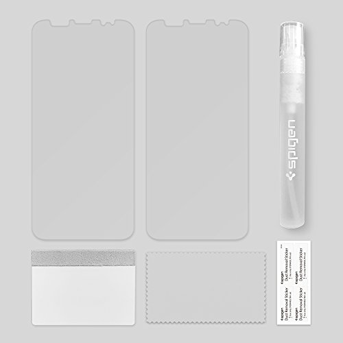 Spigen NeoFlex Screen Protector Designed for Galaxy S9 (2018 Release) (2 Pack)