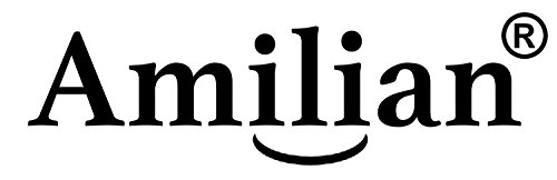 Amilian® Tapis de parc pour parc Gris 100 x 100 cm