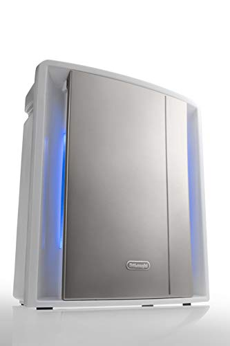 DeLonghi AC150 Energy Star Air Purifier with Ionizer, 150 Square Feet
