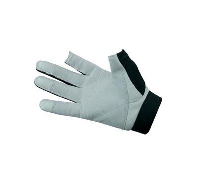 Rigging Handschuhe grau Größe L