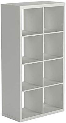 Ikea Kallax - Shelving, White: Amazon.es: Hogar