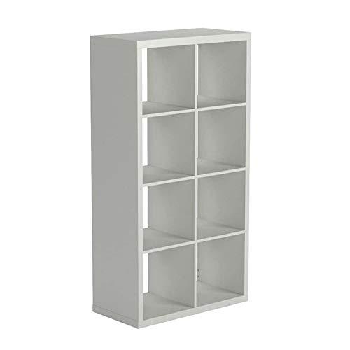 Ikea KALLAX Regal in weiß; (77x147cm); Kompatibel mit EXPEDIT
