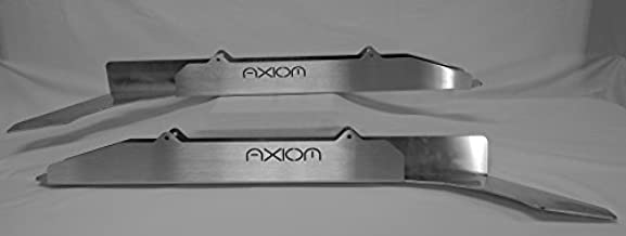 Axiom Side By Side RZR XP 1000 & XP 4 Turbo Trailing Arm Guards