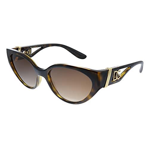 Gafa de sol para Mujer Dolce&Gabbana DG6146 Havana 502/13 brown gradient