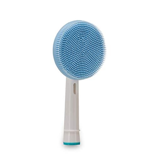 Cepillo de limpieza facial para cepillo de dientes Oral B, cabezales de...