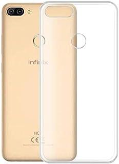 Infinix Hot 6 Pro X608 Case Cover Soft TPU - Clear