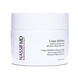 Detox products NassifMD Crepe Inhibitor Triple Action