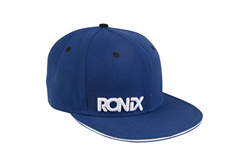 Ronix The blue Fitted Hat, Uomo, Royal Blue
