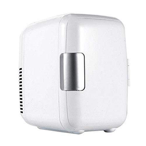 XYBB Mini-koelkast voor voertuigen, universeel, koeler, koeler, koeler, 12 V, koelkast, 12 V 17.5 * 23 * 24cm Wit