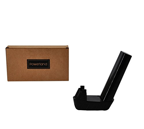 Powerland 1300mAh Replacement Battery For Cordless Drill Driver HD02 14.4V/16V 18V/20V … (14.4V/16V) …