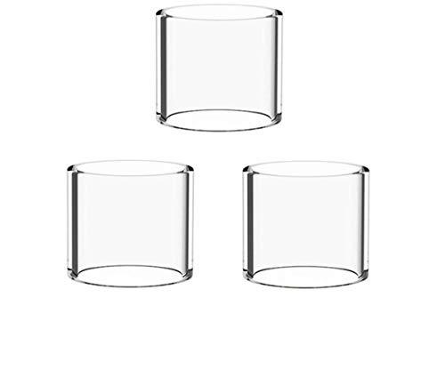 Without brand 3PCS Ersatzglasrohr gepasst for Kanger Obertank Mini Topbox Mini-Behälter