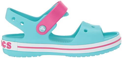crocs Crocband Sandal Kids, Unisex, Blau - 11