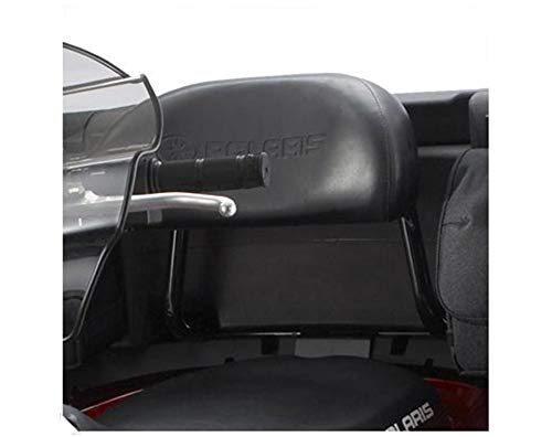 Polaris Lock & Ride Backrest- Black