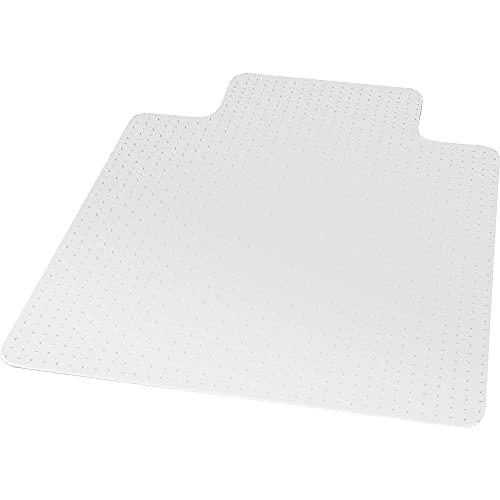 Staples 36 x 48 Chair Mat w/Lip for Low Pile Carpet, Vinyl (20229-CC)