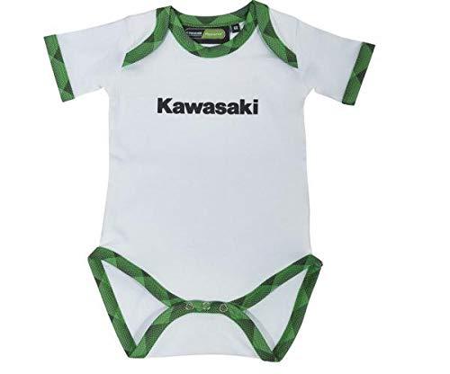 Kawasaki Sports - Pelele para niños (talla 68), color blanco