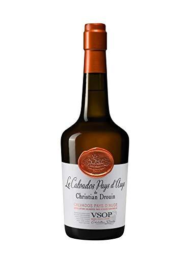 Christian Drouin VSOP Calvados Pays d'Auge 40% 0,7l Flasche