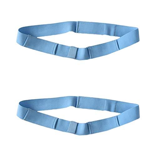 EXCEART 2 Piezas Cinturón de Diálisis Peritoneal Dispositivo de Fijación de Catéter Abdpminal Cinturón de Tubo de Drenaje Del Paciente Soporte de Enfermería Abdpminal para Pacientes - Talla M
