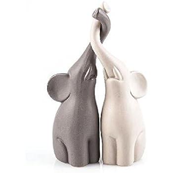 Aveugle Statue de Collection Design Toscano /Él/éphants Mal/éfiques Empil/és Sourd Muet 25.5 cm palette compl/ète de couleur polyr/ésine